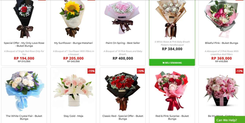Toko Florist Online Nunukan Buket Bunga Pengantin. Buket Bunga Untuk Flanel Pengantin Wisuda Mawar