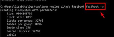 coding perintah hapus cache