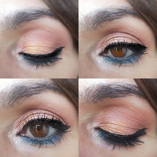 look bronze age ojos