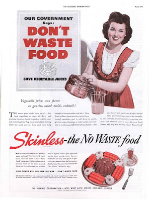Skinless --  the No Waste Food