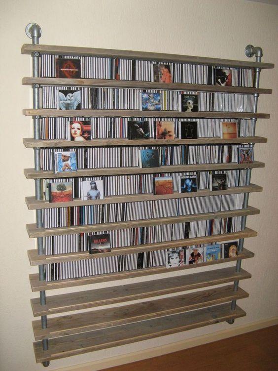 Create A Media Storage System