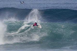 8 Conner Coffin rip curl pro portugal foto WSL Damien Poullenot