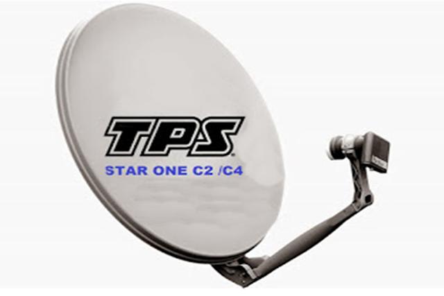 LISTA DE TPS ATUALIZADAS SATÉLITE STAR ONE C2/C4 70W KU - 16/01/2017