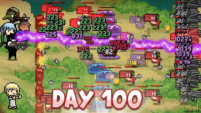 Days Bygone Castle Defense V1.20.1 MOD APK – PARA HİLELİ
