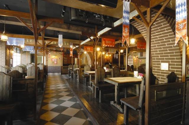 Bar Pivovarsky Dum em Praga