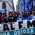 Η Αργεντινή σταμάτησε την αποπληρωμή του χρέους της στο ΔΝΤ: «Δεν θα πάρετε ούτε σεντ μέχρι να βγούμε από την ύφεση»