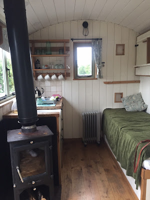 Glamping at Landews Meadow Cottages