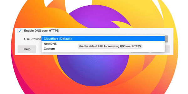 Firefox Implemented DNS over HTTPS DNS using Cloudflare