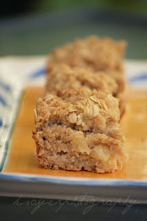 Healthy Apple Coffee Cake