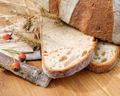 Chleb pszenny - domowy