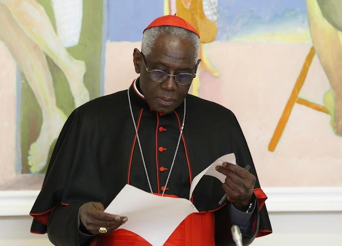 Cardeal Sarah escreve carta aos sacerdotes perseguidos em Paris