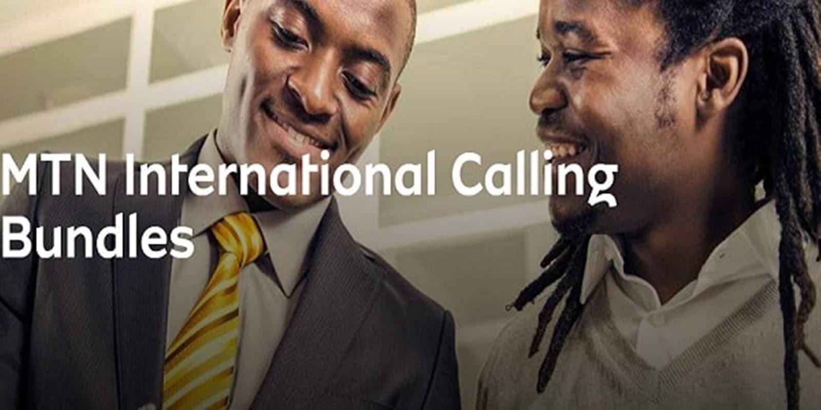 Mtn Cameroon International Call Bundles and Rates