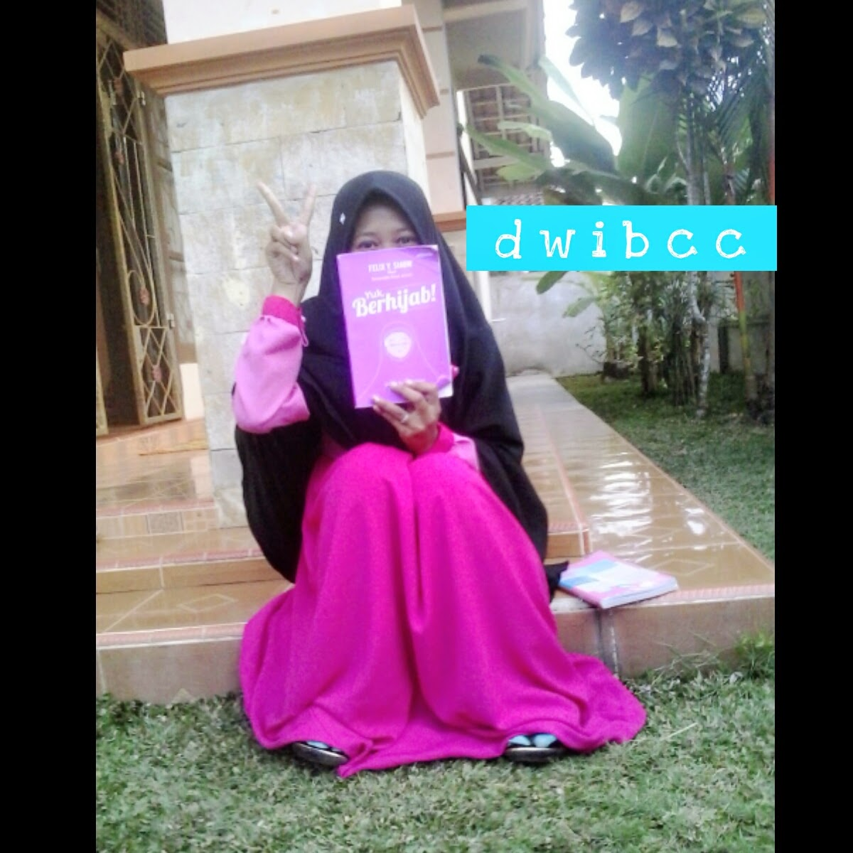 hijab syari gamis syari