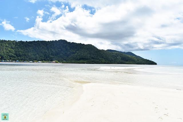 Vistas desde la punta oeste de Kri, Raja Ampat