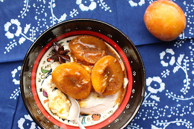 yaourt cuit au four