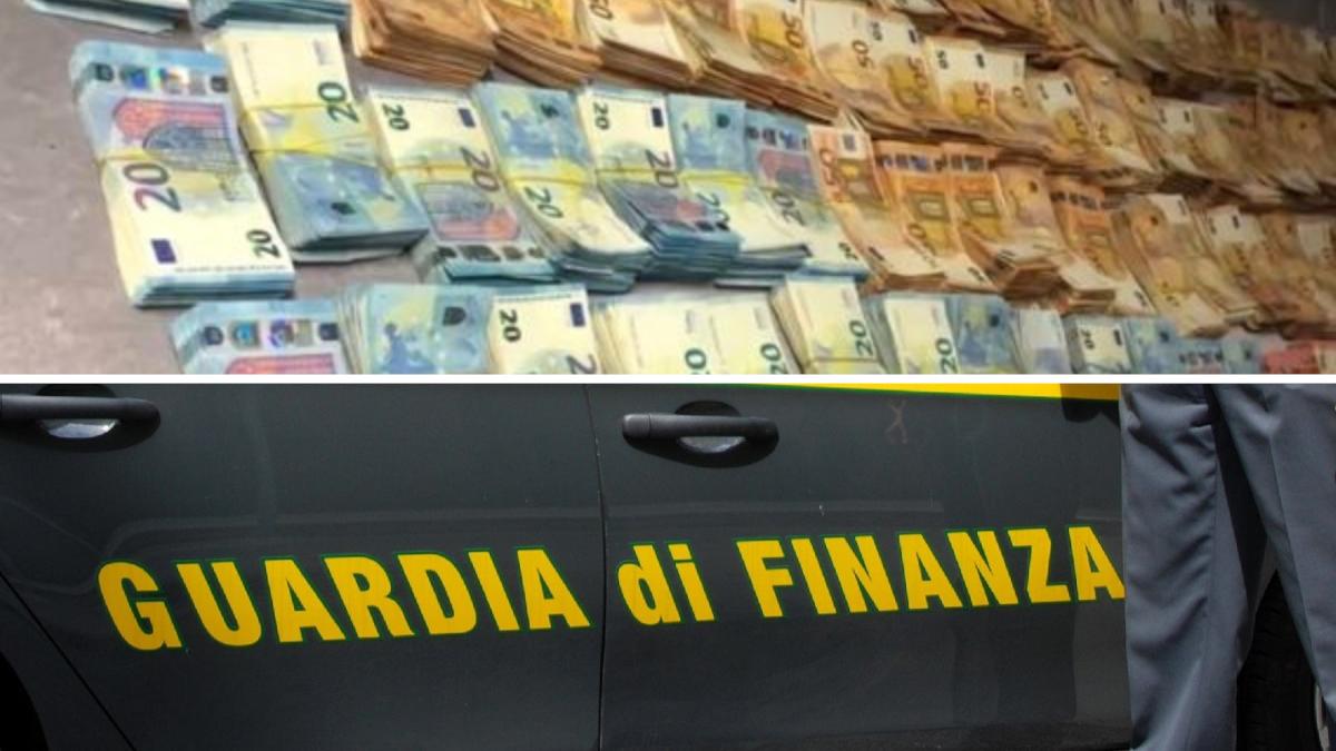 sequestro guardia di finanza