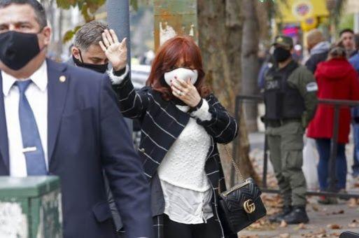 Cristina Fernández demanda a Google por difamación