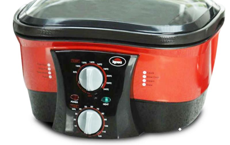 5 Liters Non-stick Coated Aluminum Inner Pot