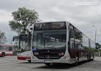 Mercedes Citaro G #300, MZK Kędzierzyn-Koźle