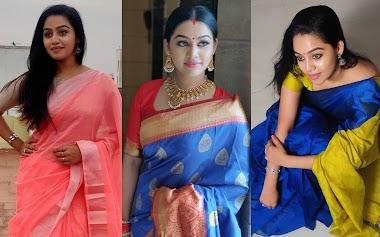 Tamil Aranmanai Kili Serial Actress Gayathri Yuvraaj ( Renu ) Latest Photos
