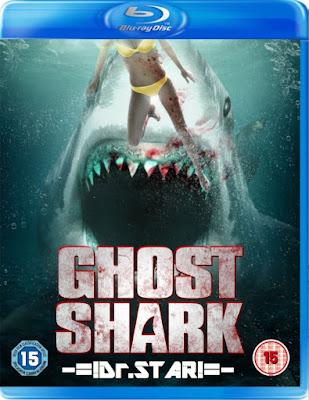 Ghost Shark (2013) UNRATED Dual Audio [Hindi – Eng] 720p BluRay ESub HEVC x265 500Mb