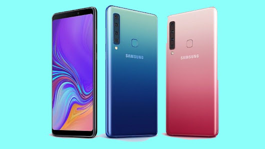 Samsung Galaxy A9 2018 launched in India: Specifications and Price
