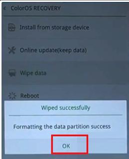 طريقة فرمتة واعادة ﺿﺒﻂ ﺍﻟﻤﺼﻨﻊ أوبو Oppo A55 5G