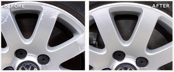 Rim Repair Cost >> Is Alloy Wheel Repair Cost Effective Or A New Wheel Purchase