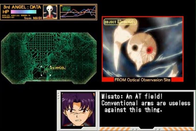 Shinseiki Evangelion - Ayanami Ikusei Keikau (English Patched) NDS ROM