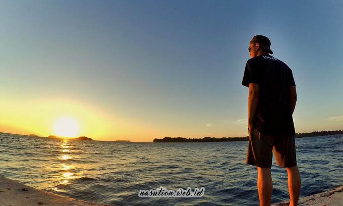 wisata selama 2 hari 1 malam di pulau harapan