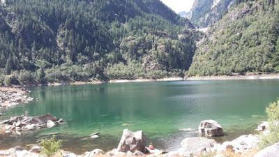 Turismo in Italia - Laghi piu' belli da vedere -Lago di Antrona