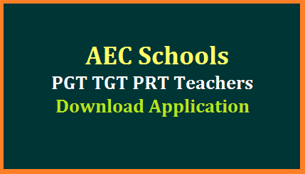 Atomic Energy Central Schools inviting Applications from Eligible teacher job aspirants Download Application here. Get the detailed Notification to fill up Trained Graduate Teachers Post Graduate Teachers in AEC Schools Hyderabad and Submit Application Form Manually by 17th June 2020 AECT Main Gate