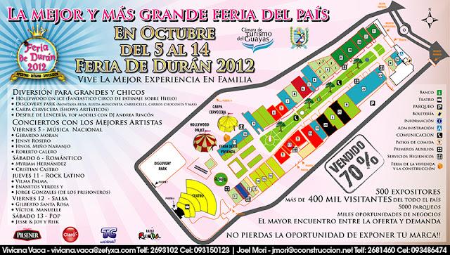 """Feria de Durán """"012"""