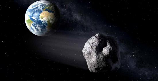 Asteroide do tamanho de um carro passou próximo da Terra em 28 de julho de 2020 - Capa