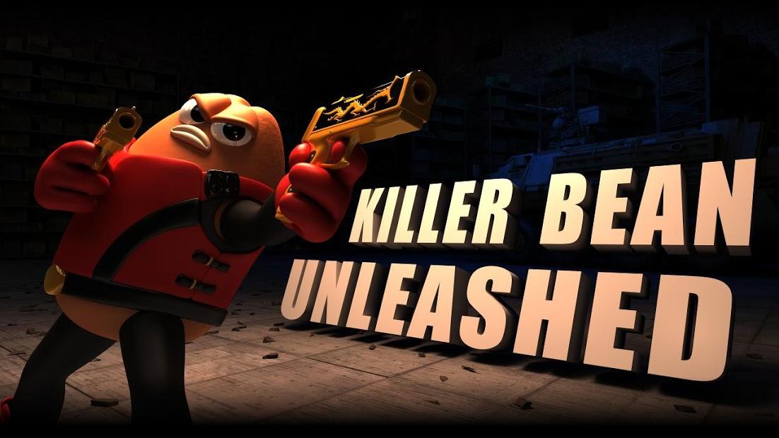 Killer Bean Unleashed Hileli Apk - Mermi Hileli Apk