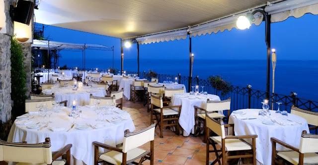 Região beira mar para ficar em Ravello