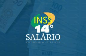 Com antecipação do 13º salário, 14º do INSS volta a ser discutido no parlamento; Veja