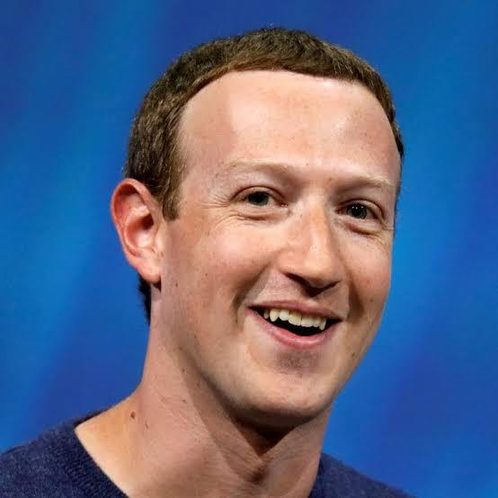 Top Richest People - Mark Zuckerberg