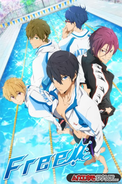 Free! - Iwatobi Swim Club (12/12) [Latino/Ingles/Japones] [BDrip 1080p]