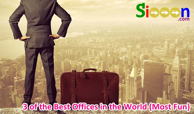 The Best Office in the World, the Best Company in the World, the Best Office Design in the World, the Best Workplace in the World, the Best Corporate Office in the World, the most pleasant Corporate Office, the most enjoyable Office Facilities.