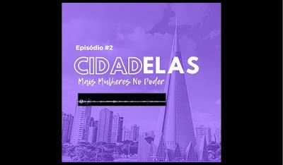 Podcast CidadElas. Café com Jornalista