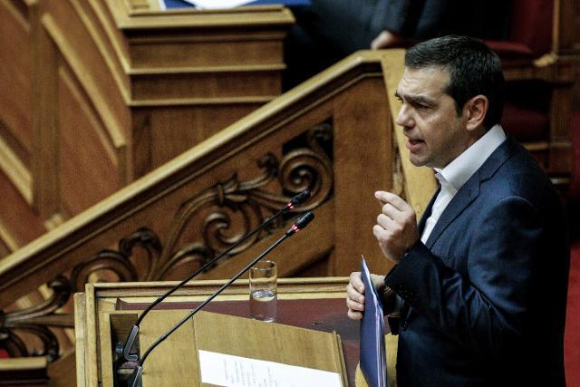 Αλέξης Τσίπρας: Να δω πόσες φορές θα αποφύγει να έρθει στη Βουλή να απαντήσει για τα εργασιακά ο κ. Μητσοτάκης