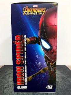 EGG ATTACK ACTION  EAA-060DX 復仇者聯盟 : 無限之戰 鋼鐵蜘蛛人 包裝盒