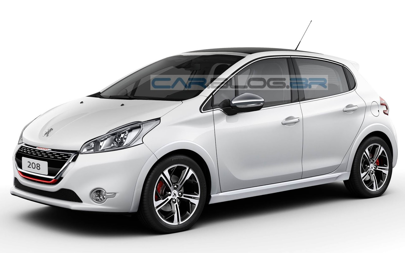 Peugeot 208 GT 1.6 THP Turbo Flex