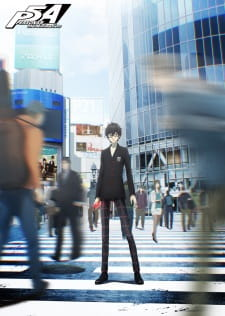 Persona 5 the Animation Opening/Ending Mp3 [Complete]