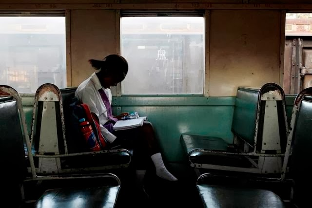 Travel portrait 13