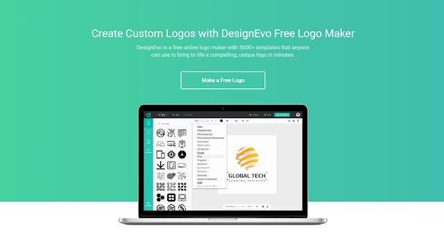 designevo online logo maker