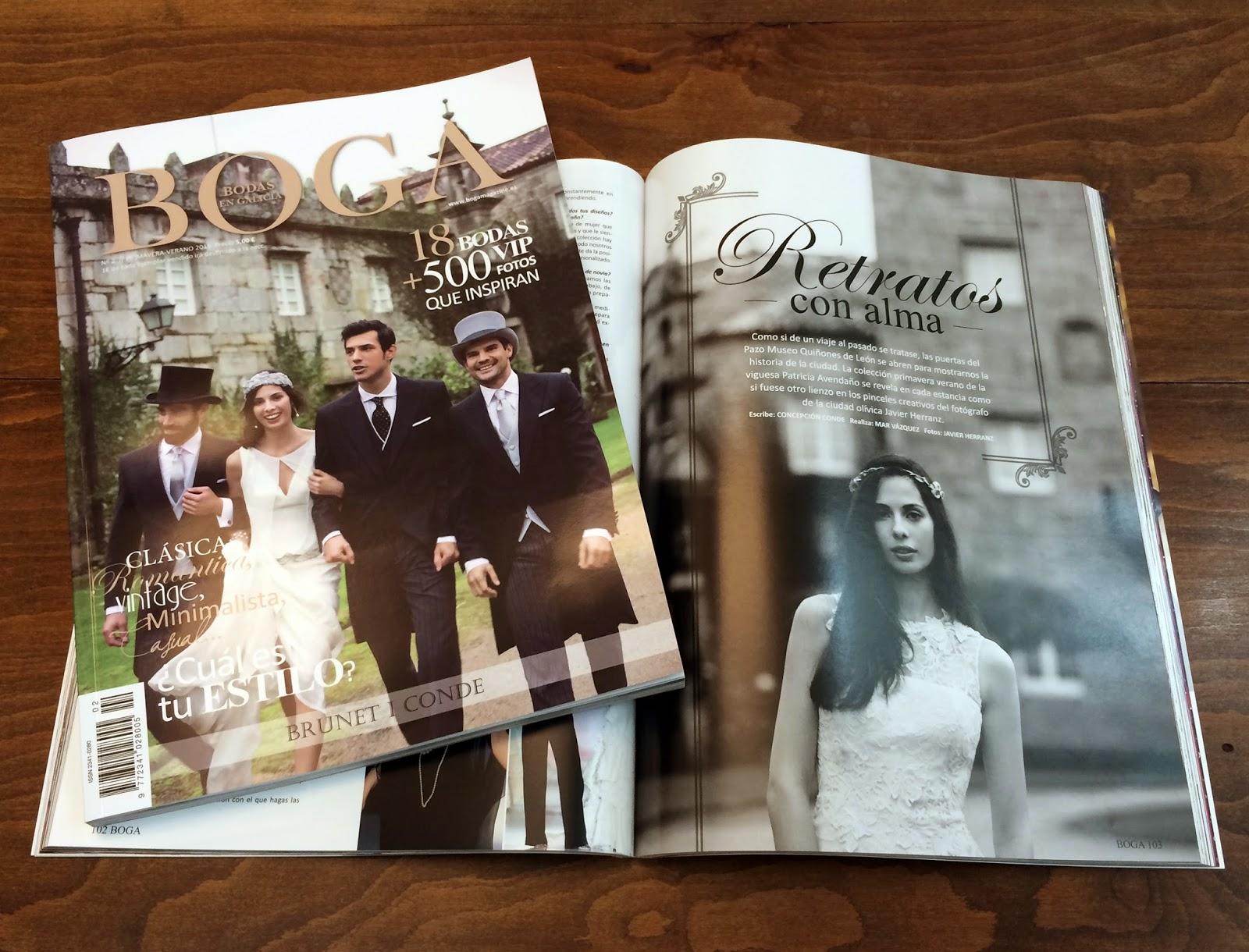 672f4791d6 Les Cocons en el número 2 de la revista BOGA