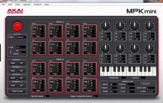 Gadget Explained: Akai MPK Mini MKII Laptop Production Keyboard