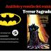Libros y otras interferencias # 53 de Daniel Rojas Pachas: Comentario a Batman (Terror Sagrado DC Comics Elseworld)